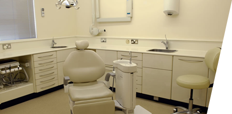Bedford dental practice in Chrysalis Dental centre