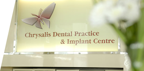 Watford dental practice in Chrysalis Dental centre